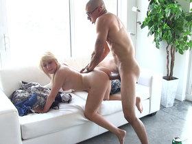 Slut ready for big dick